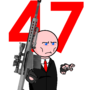 Hitman #47 sniper