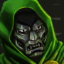 Dr. Doom (Colors) by The-Artist-J