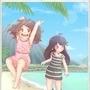 Alegría y Sofía