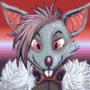 (animated) rodentia brush yer hair by bimshwel