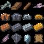 RPG Crafting Materials