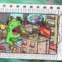 Frogzilla by Roboface3001