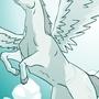 Pegasus by beastkid7