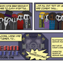 Team Battle - Page One by SquigleyG