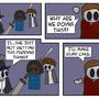 Team Battle - Page Thirteen by SquigleyG