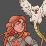 Knight Lady Progress GIF by Minimancom