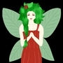 Rose fairy by Anthony-Liberty