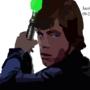 Luke Skywalker by BigSweatySchilling