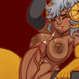 Futa Friday #1 (Sheba) by Barnivere