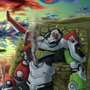 Defeated Voltron