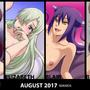 Patreon August 2017 Rewards Preview
