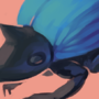 lil beetle by Netoey
