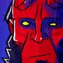 Hellboy by Blastify