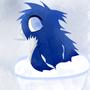 Ice Bird by Magnesio2