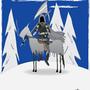 Arctic Wastelander by MasterCyconide