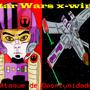 star wars x-wing by Avaloniromman