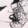 Inktober 2017 - Day 3: Ending kiss by StevenX7