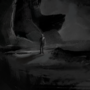 Cave sketch by Arja