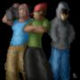 MW Three Bros by MWArt