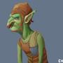 Goblin by LeCanart