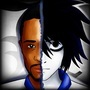 Death note L anime/movie by MaxGreen88