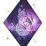 """ギャラクシーフォックス """"Galaxy Fox"""" by LunaKoraDesigns"""