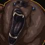 Bears of Thrones: Danny the Bear-Born by Luvlycub