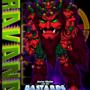 Warrior Ravana by kaxblastard