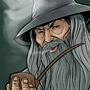 Gandalf by J-Caro