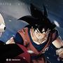 Goku VS Jiren by jermaine1995