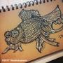 Goldfish by VOODOOSPAZMPRODUCTIO