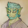 Orc Version of Josh by AniLover16
