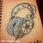 Headphones by VOODOOSPAZMPRODUCTIO