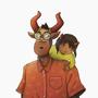 THE DEVIL'S DAUGHTER by ArindamDhar