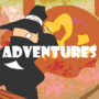 Dark Adventures Game Logo