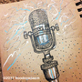 Vintage Microphone by VOODOOSPAZMPRODUCTIO