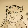Cute Werewolf by AniLover16