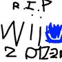 R.I.P Wii U by Guscraft808