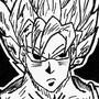 Goku (Inktober #13)