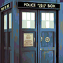 Doctober - TARDIS by JinnDEvil