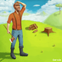 Woodcutter by LeCanart