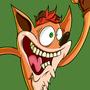 Crash Bandicoot Fanart 2
