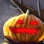 Jackula (the pumpkin vampire) by The-Artist-J