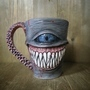 Lenny - Jaws Edition Coffee Mug