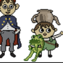 Over the Garden Wall Pixelized