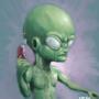Alien by LeCanart