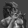 The Dragon Goddess