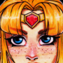 Zelda, Sidon and Link