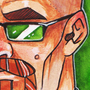 The one who knocks by x0mbi3s