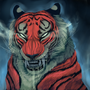 The Dream Tiger by Mozakade